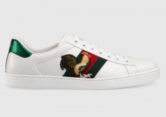 Gucci Ace Cock White
