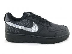 Nike Air Force 1 Low Under Construction Black/Grey/White