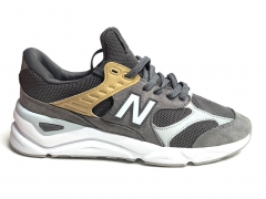 New Balance X-90 Grey/Yellow/White PS