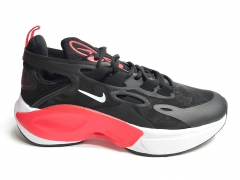 Nike Signal Black/White/Solar Red