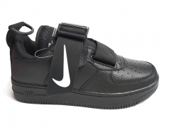 Nike Air Force 1 Low Utility Black/White PS