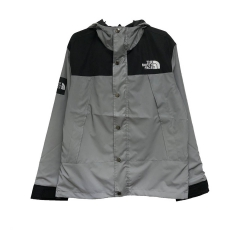 Куртка The North Face Grey Reflective NFDK02