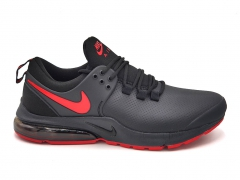 Nike Air Presto Therma Leather Black/Red