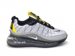 Nike MX-720-818 Silver/Yellow/Black