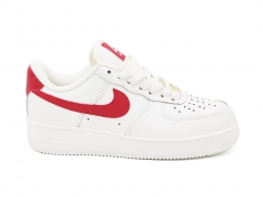 Nike Air Force 1 '07 Low White/Red