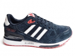 Adidas ZX 750 Navy/Red Seuede PS
