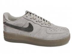 Nike Air Force 1 07 Low x Reigning Champ Grey