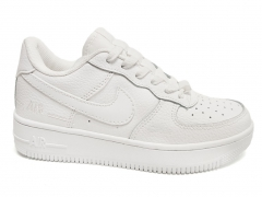 Nike Air Force 1 Low Branded White