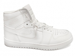 Air Jordan 1 Retro High Triple White