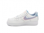 Nike Air Force 1 Low Double Swoosh Light Armory Blue