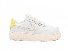 Nike Air Force 1 Low Pixel White/Light Peach
