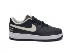 Nike Air Force 1 Low Double Swoosh Black/White