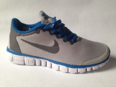 Nike Free Run 3.0 V2 grey/blue