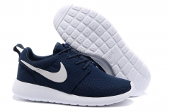 Nike Roshe Run blue/white