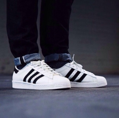 Adidas Superstar White/Black 2