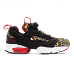 Reebok Insta Pump Fury x Solebox Camo/Black