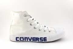 Converse Chuck Taylor All Star High Top White 2