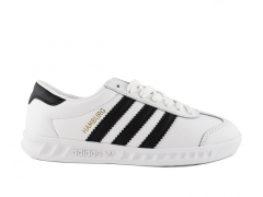 Adidas Hamburg White/Black