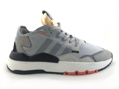Adidas Nite Jogger Grey/Orange