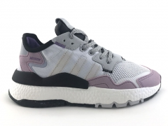 Adidas Nite Jogger Grey/Purple/Black