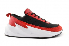 Adidas Sharks Red/Black/White