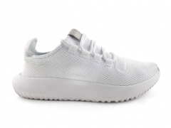 Adidas Tubular Shadow Knit All White