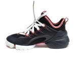 Dior Sneakers D-Connect Black/Pink/White DR20