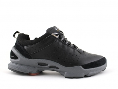 Ecco Biom C Natural Motion Black/Suede/Grey