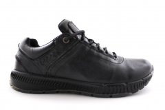 Ecco Black Leather