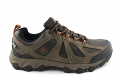 Columbia Peakfreak OutDry Waterproof Brown Leather