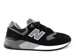 New Balance 999 Black/Grey/White