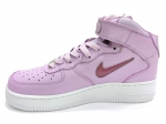Nike Air Force 1 Mid Jelly Pink