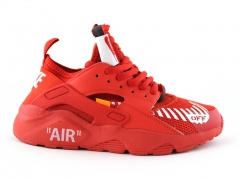 Nike Air Huarache Ultra x Off-White Red