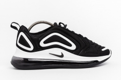 Nike Air Max 720 Black/White 1