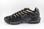 Nike Air Max Plus TN Black/Gold