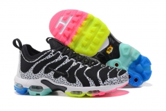 Nike Air Max Plus TN Ultra Black/White/Rainbow
