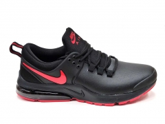 Nike Air Presto Leather Black/Red