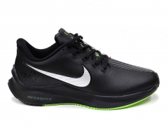 Nike Zoom Pegasus V6 Turbo Black/Green/Silver