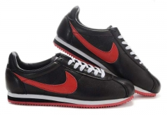 Nike Cortez Black/Red