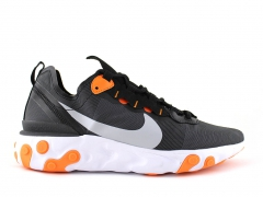Nike Epic React Element 55 Grey/Orange/White