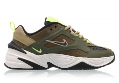 Nike M2K Tekno Medium Olive/Black/Brown