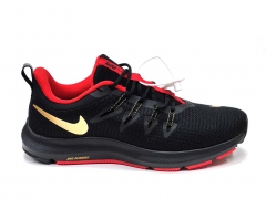 Nike Air Zoom Structure 15 Run Utility Black/Red/Gold