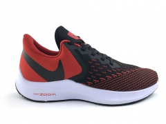 Nike Zoom Winflo 6 Black/Red