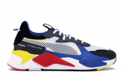 Puma RS-X Trainers White/Puma Royal