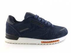 Reebok Classic Navy/Black/Orange