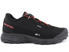 Salomon Shelter Spikes Thermo Black/Red