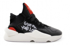 Y-3 Kaiwa Black/White/Red