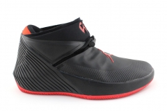 "Air Jordan ""Why Not?"" Zero.1 Black/Red"