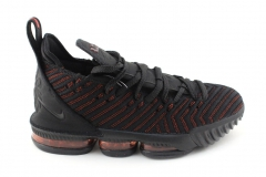 Nike LeBron 16 Black/Red