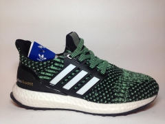 Adidas Ultra Boost Black/Green
